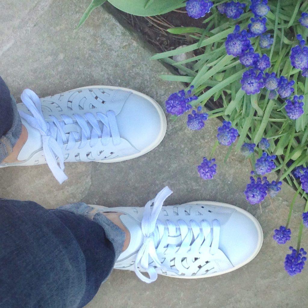 Adidas Stan Smith Cutout Sneakers