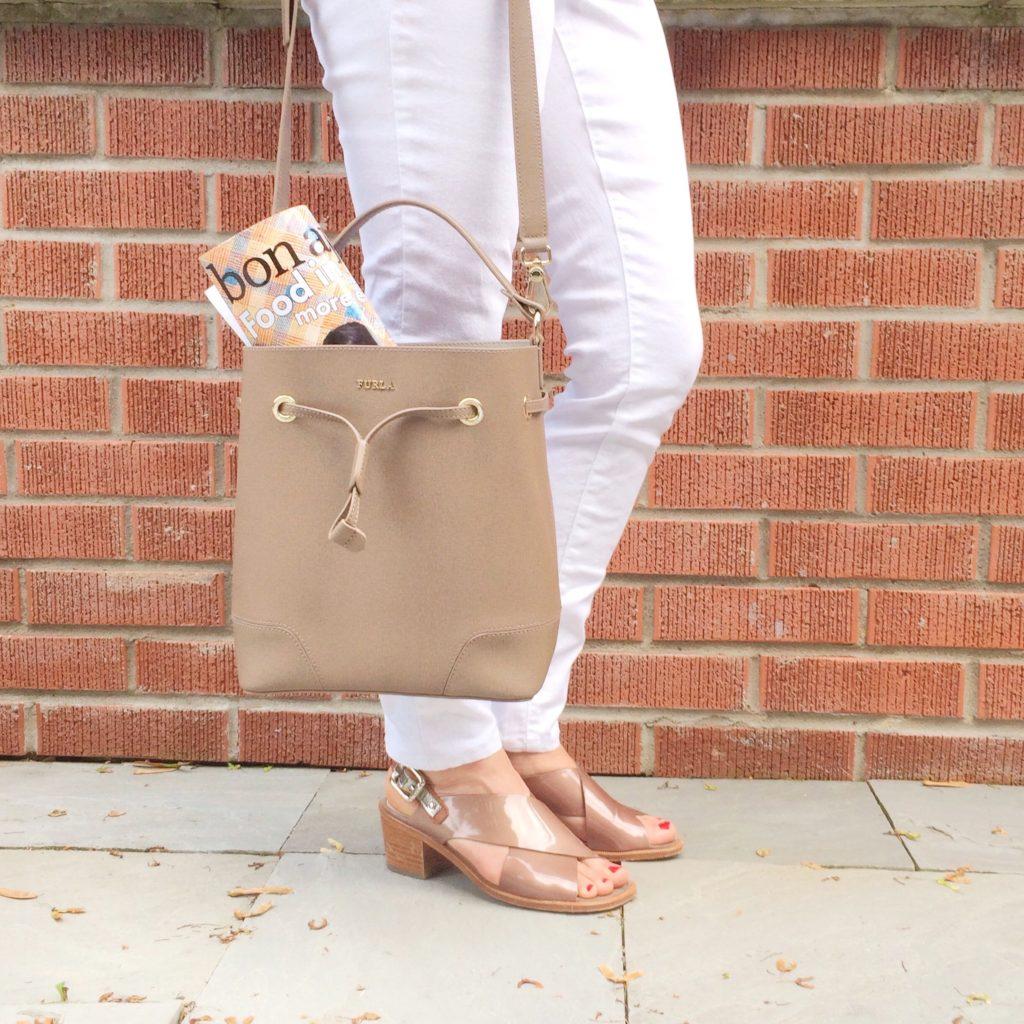 Stacy Bucket Bag from Furla