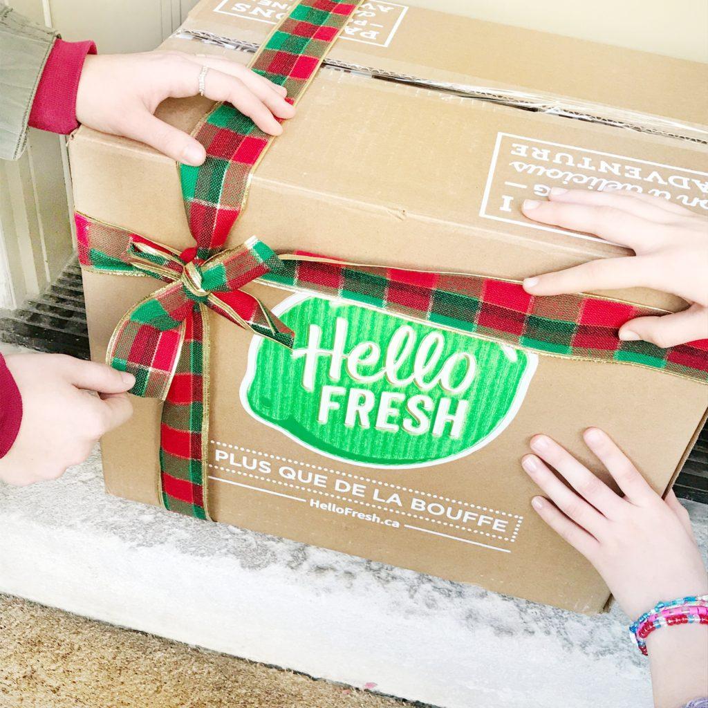 HelloFresh Canada Delivery