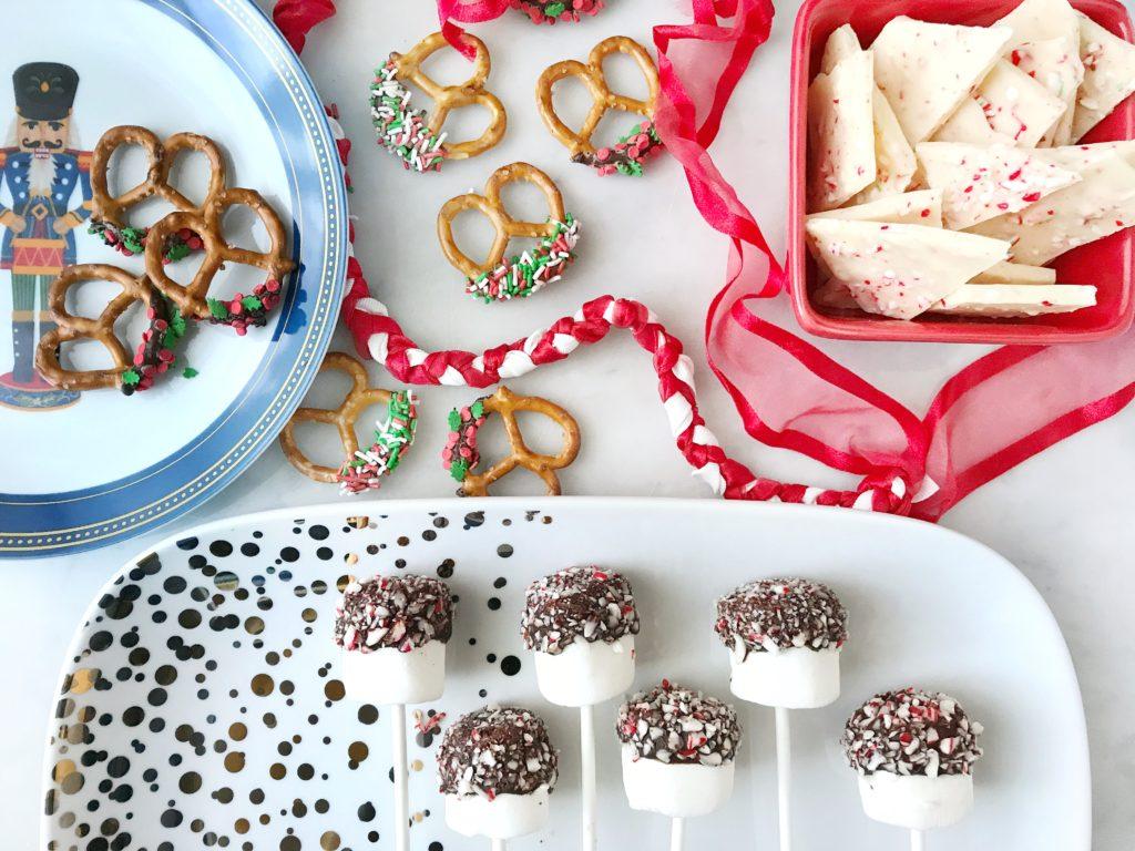 Easy No-Bake Christmas Desserts
