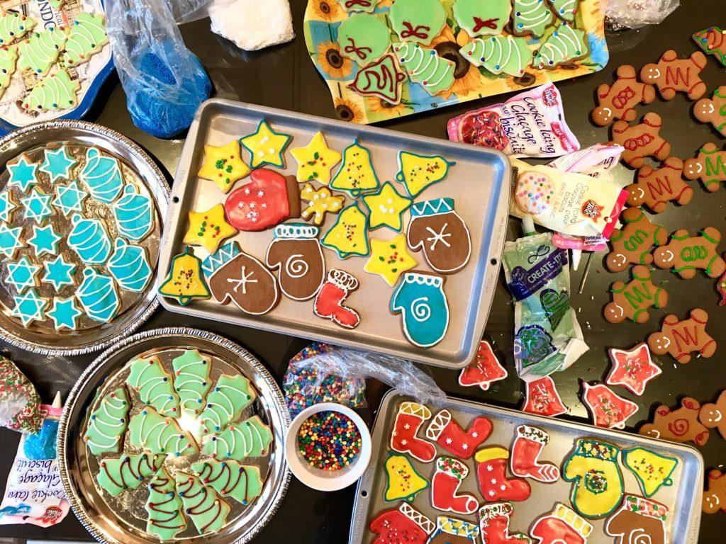 Shortbread Sugar Cookies