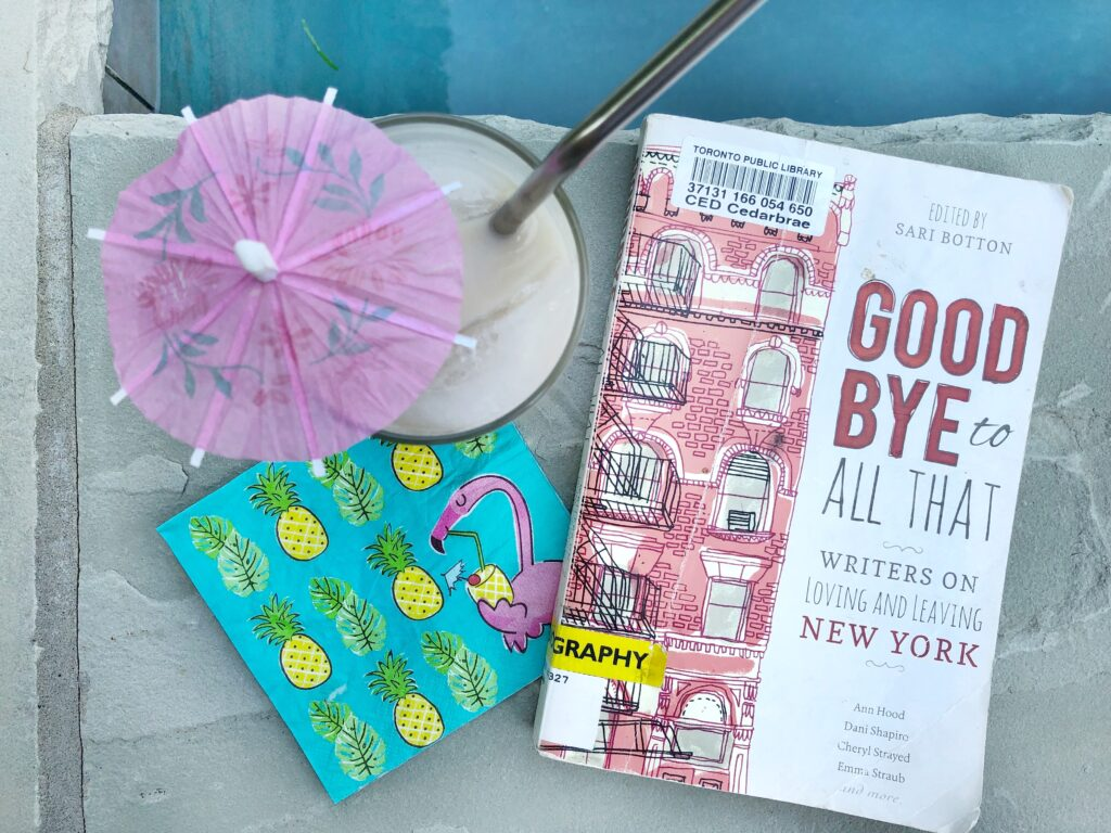 Goodbye To All That edited by Sari Botton