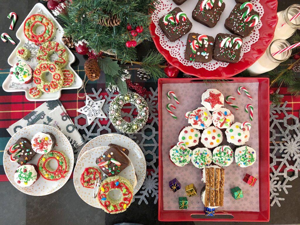 3 Easy Christmas Desserts
