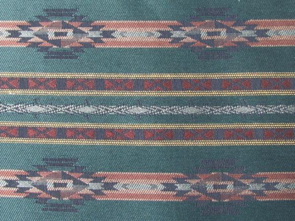 Southwest Upholstery Fabric Woodland Stripe CF-6380