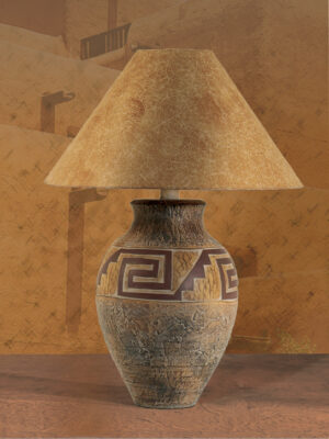 Southwest Table Lamp H-6190