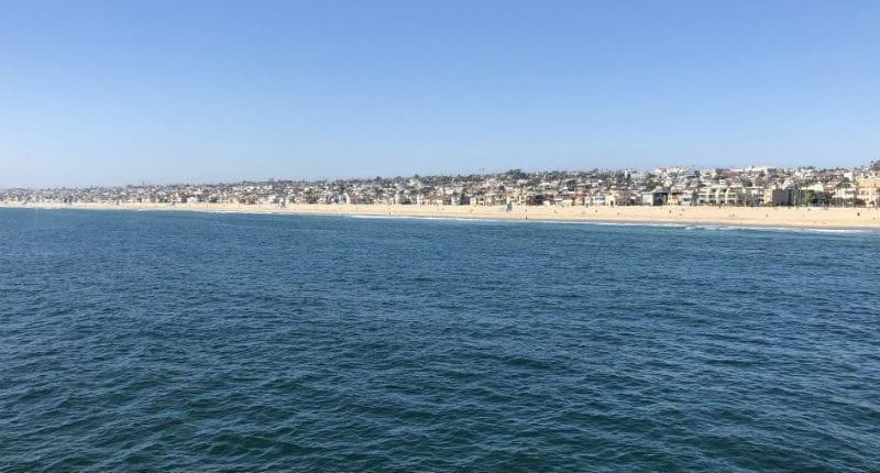 Hermosa Beach Beers - Pier