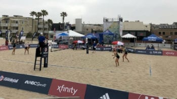 Hermosa Beach Beers - Volleyball