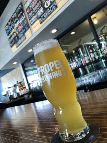 Parva Tropicae - Proper Brewing - Beer Tastings