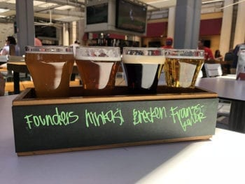 Beer Travels - Las Vegas - Beer Park Flight