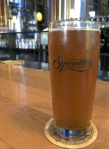 A Northwest-style Pale Ale, Squatters' Full Suspension is a balanced, well-made craft beer.