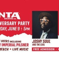 Uinta Brewing 25th Anniversary Party - Featured
