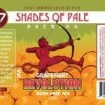 Utah Summer BBQ Beers - Grapefruit Revolution IPA - Shades Brewing Co