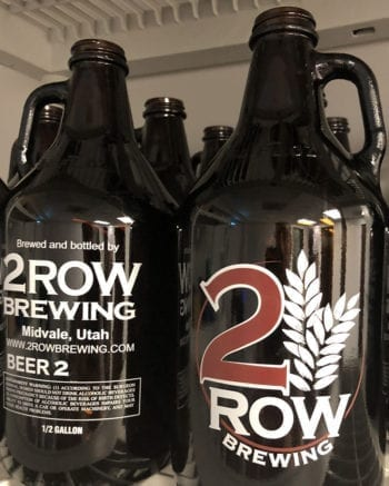 2 Row Brewing - Growlers