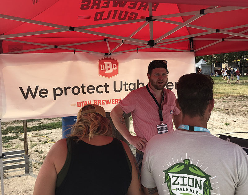 Utah Beer Festival 2018 - Utah Brewers Guild