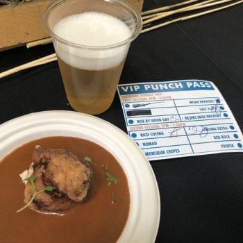 Utah Beer Festival 2018 - VIP Lounge - Rico