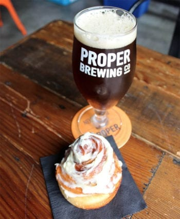 Proper Brewing Co. will host a brunch and brewery tour on Sept. 16 as part of the Salt Lake Food & Wine Fest.
