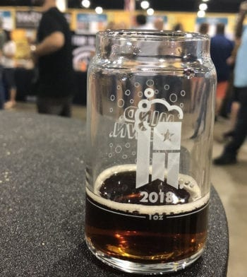Tastings - Burnt Mountain Brown Ale - Zion Brewery