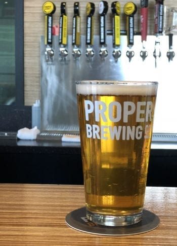 Tastings - Proper Beer - Proper Brewing Co
