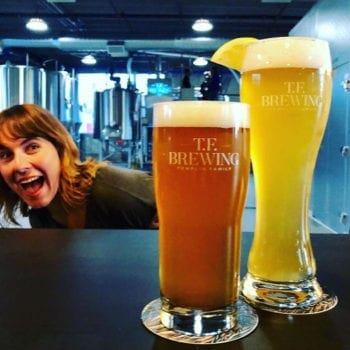 T.F. Brewing focuses on brewing classic lagers.