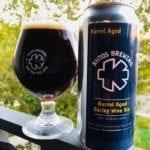 Utah Holiday Beers - Barrel Aged Barley Wine Ale - Kiitos Brewing - Utah Beer News
