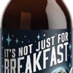 Utah Holiday Beers - It's Not Just For Breakfast Stout - 2 Row Brewing - Utah Beer News