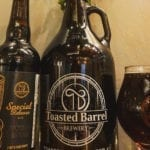 Utah Holiday Beers - Young Bruin - Toasted Barrel Brewery - Utah Beer News