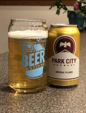 Tastings - Imperial Pilsner - Park City Brewery