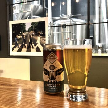 Level Crossing Brewing released Jazz Loon, a Pilsner, in September 2019. It marked the brewery's first lager.