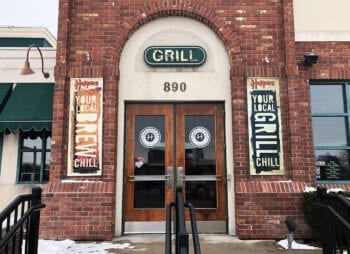 Hoppers Grill and Brewing - Outside - Utah Beer News