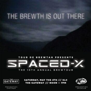 Tour de Brewtah - Poster 2