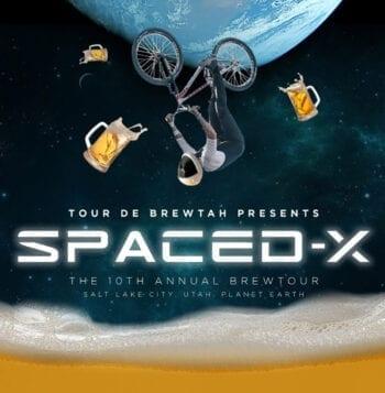 Tour de Brewtah - Poster