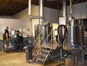 Talisman Brewing Company - Brew Deck