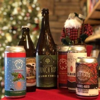 Utah Holiday Beers 2019 - Instagram