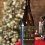 Utah Holiday Beers 2019 - Mountain West Hard Cider Green Urban Lunch Box