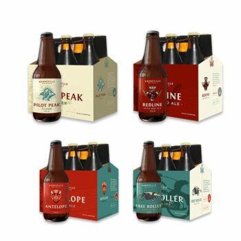 Bonneville Brewery - Beer Lineup - Utah Beer News