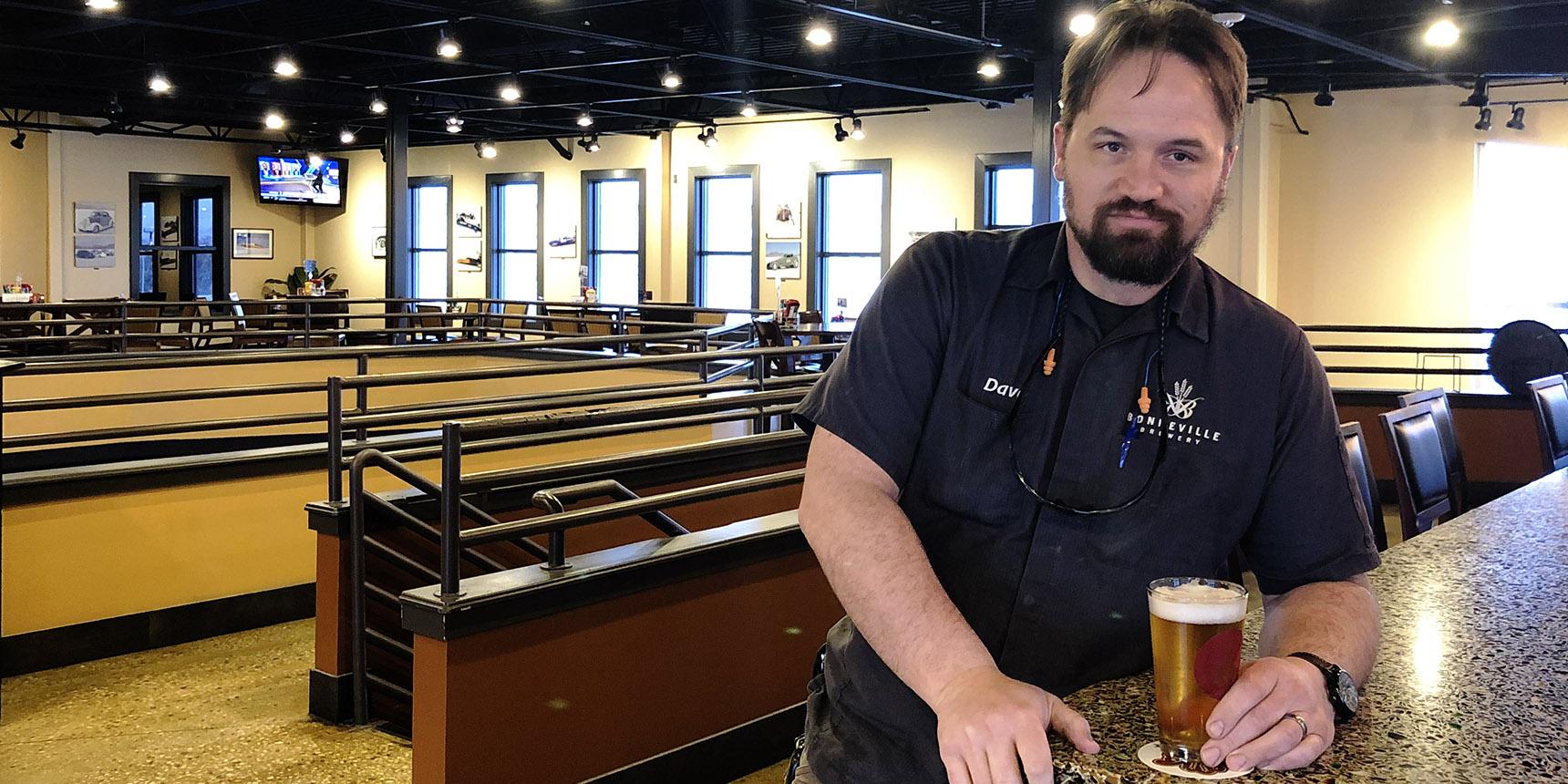 Bonneville Brewery - Dave Watson - Featured - Utah Beer News