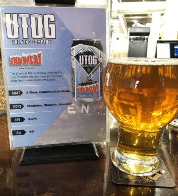 Ogden Beer - UTOG Brewing - Utah Beer News