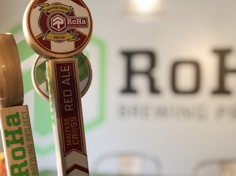 RoHa Brewing Project - Maltese Cross Red Ale - Utah Beer News