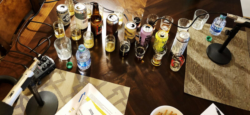 2020 Utah Beer News March Madness Beer Challenge - Aftermath