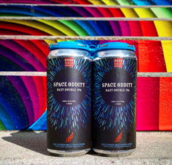 Level Crossing Brewing - Space Oddity