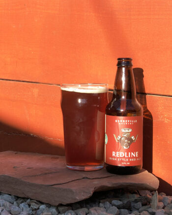 Tastings - Redline Irish-style Red Ale 2 - Bonneville Brewery