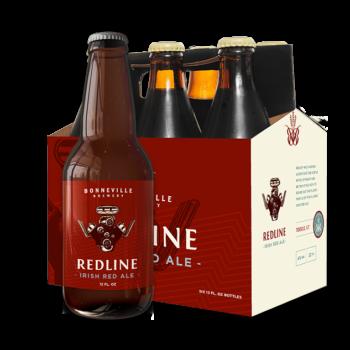Tastings - Redline Irish-style Red Ale - Bonneville Brewery