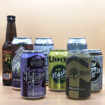 Utah Beer News March Madness - Group