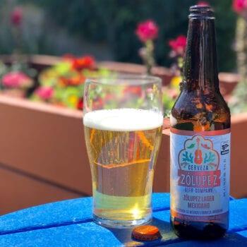 Cerveza Zólupez Beer Company - Lager Mexicano - Utah Beer News
