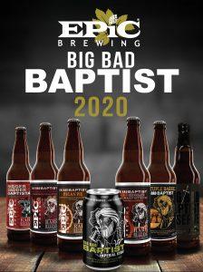Epic Brewing - 2020 Big Bad Baptist Variants
