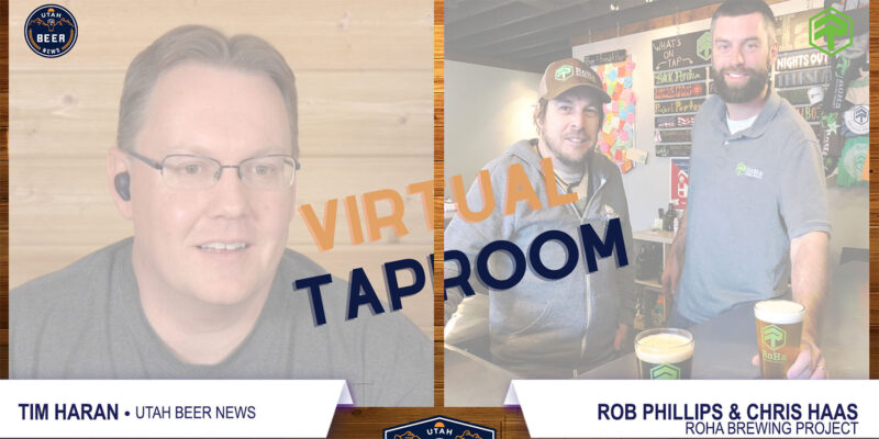 Virtual Taproom - RoHa Brewing Project