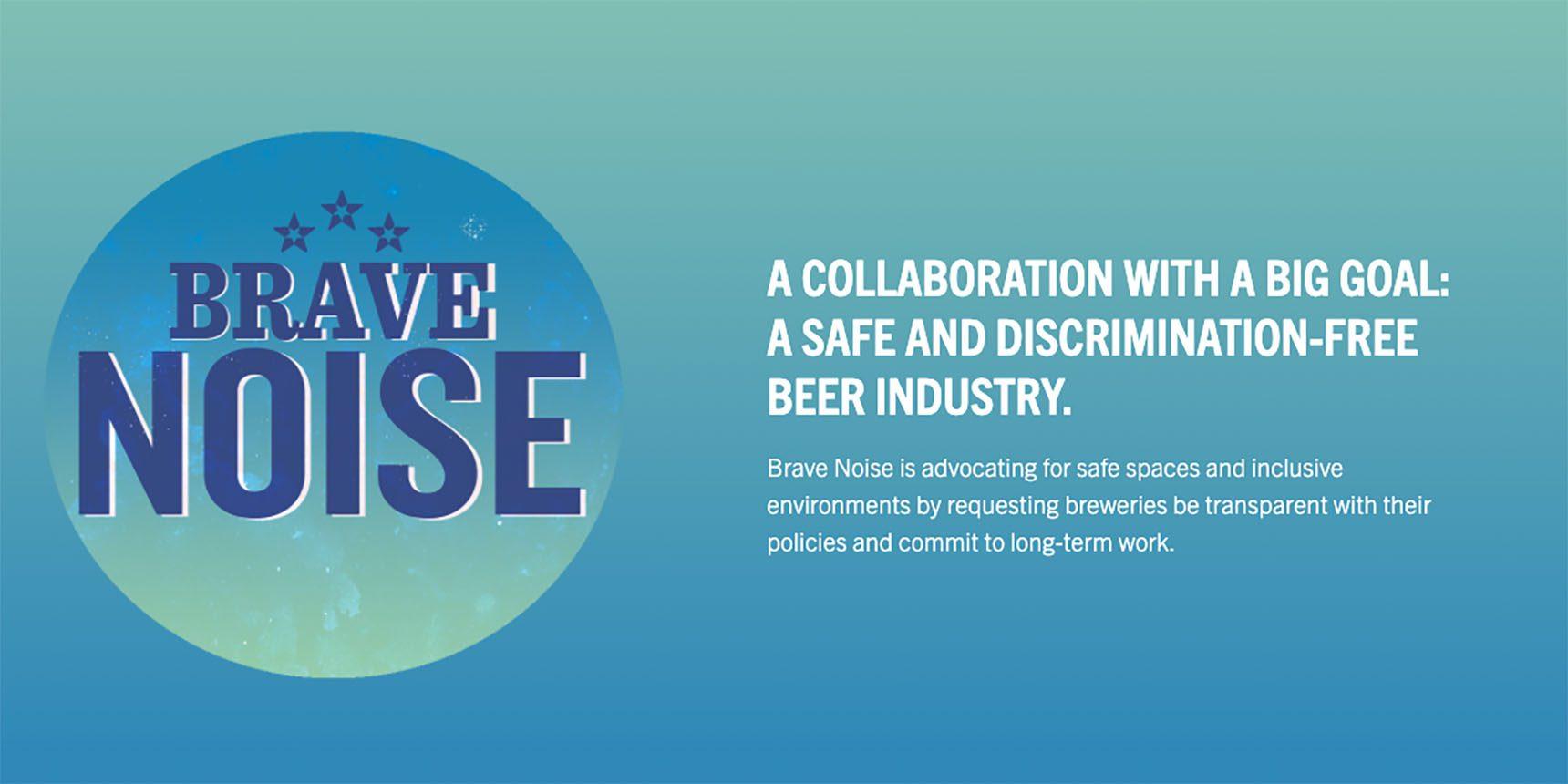 Brave Noise Beer