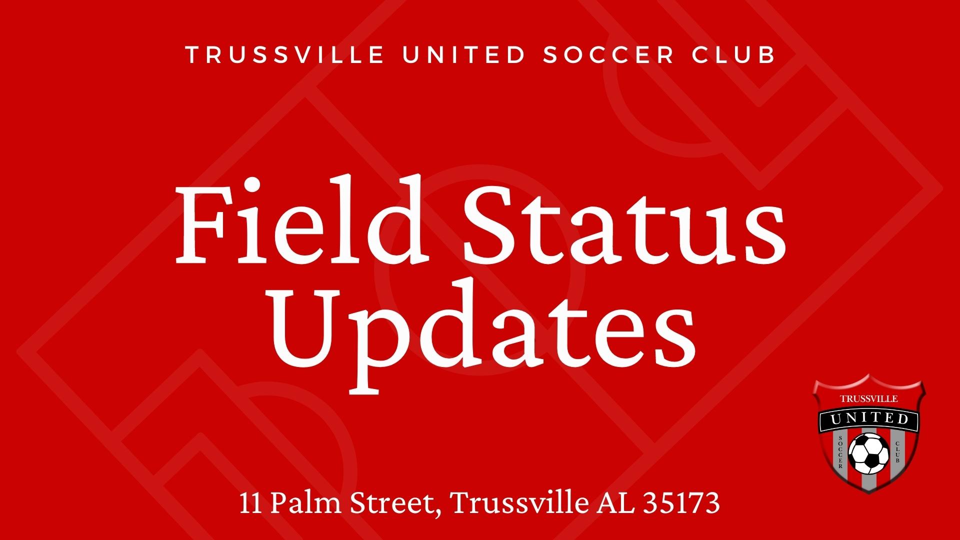1920x1080 TUSC Field Status Updates