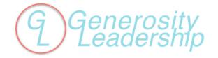 Generosity Leadership
