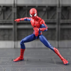 Spider Man Homecoming Action Figure Marvel Collections 7 Inches